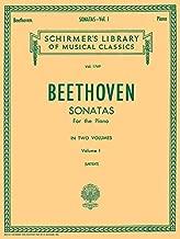 Sonatas - Volume 1: Schirmer Library of Classics Volume 1769 Piano Solo (Schirmer's Library of Musical Classics)