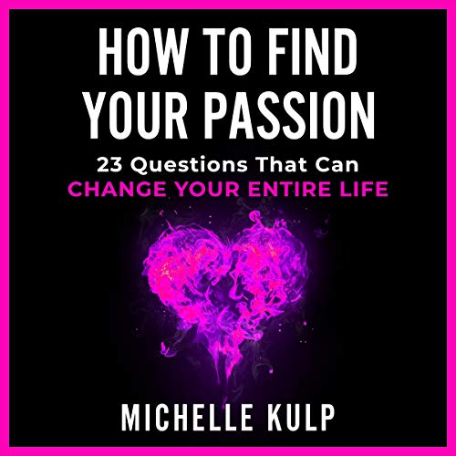How to Find Your Passion cover art