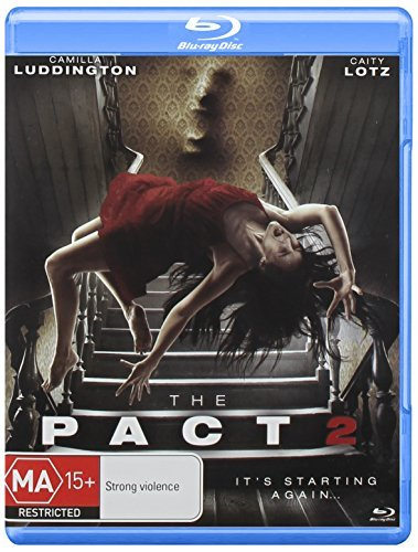 The Pact 2 (2014) ( The Pact II ) ( The Pact Two ) [ Origen Australiano, Ningun Idioma Espanol ] (Blu-Ray)