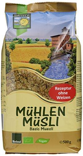 Bohlsener Mühle Müsli 500 g, 6er Pack (6 x 500 g)