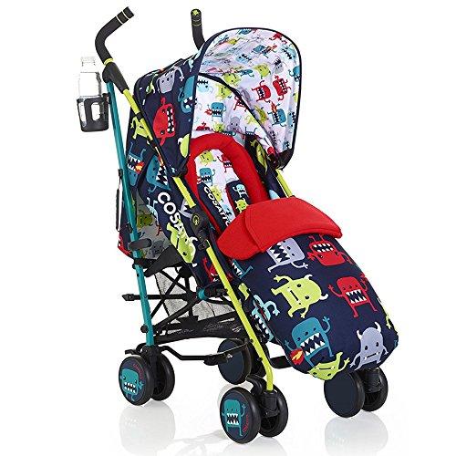 Cosatto Supa Stroller Cuddle Monster 2 - Multicolour