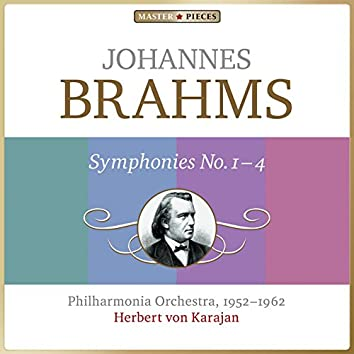 Masterpieces Presents Johannes Brahms: The 4 Symphonies