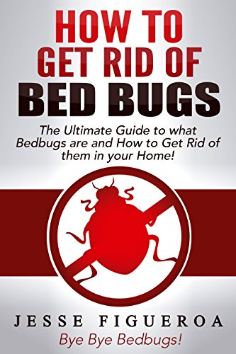 How to get Rid of Bed Bugs, The Ultimate Guide to what Bedbugs are and How to Get Rid of them in your Home!