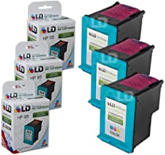 LD Remanufactured Ink Cartridge Replacement for HP 95 C8766WN (Tri Color, 3-Pack)