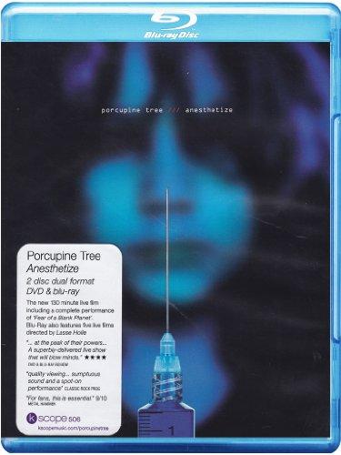 Anesthetize (Ltd.) (DVD + Blu-ray) [Limited Edition]