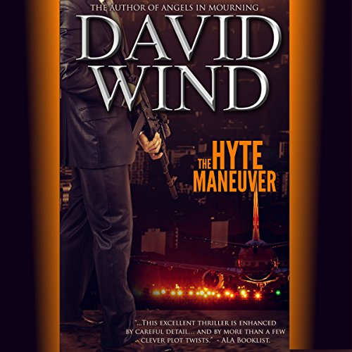 The Hyte Maneuver audiobook cover art