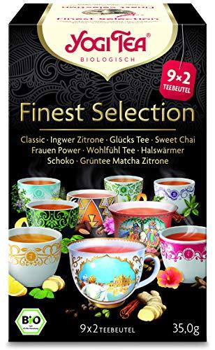 Yogi Tea Finest Selection - Mischpackung - NEU! -