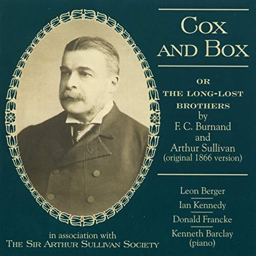 Cox and Box-Original 1866 Ve