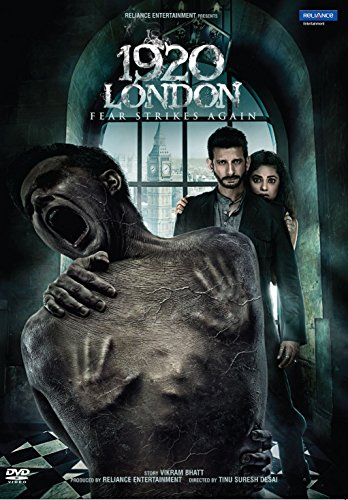 1920 LONDON (Hindi mit englischem Untertitel) ~ Bollywood ~ India ~ 2016