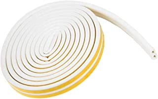 Aiwanto Weather Strip, Seal Strip for Doors and Windows Self-adhesive Foam Door Sealing Strip Soundproof Weatherproof Seal...