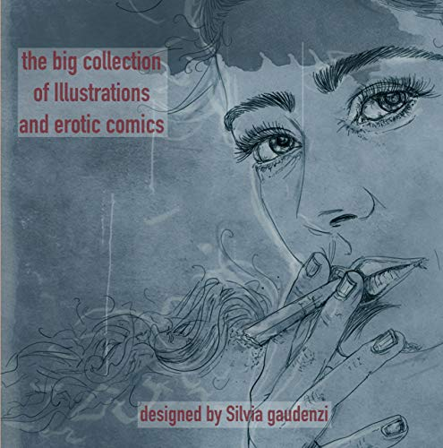 the big collection of illustrations and erotic comics: the big collection of illustrations and erotic comics (English Edition)