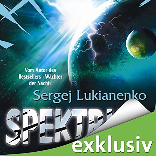 Spektrum audiobook cover art