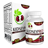 Kidney-Pro: with 21 Kidney Health Supplements in 1 Formula (Total Kidney Support),120 capsules.