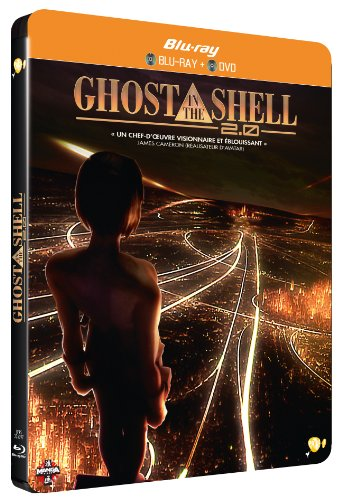 Ghost in The Shell 2.0 [Édition Collector]