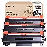 ZIPRINT 3 compatible con TN-2420 TN2420 Tóner para Brother HL-L2310D HL-L2350DN HL-L2370DN HL-L2375DW DCP-L2530DW DCP-L2510D MFC-L2710DW MFC-L2730DW MFC-L2750DW