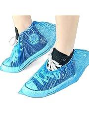 Healthy clubs Cubrezapatos Cubrezapatos desechables Protección Piso Alfombra Protectores de zapatos Cubrezapatos antideslizantes (Color 1)