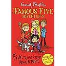 Famous Five Colour Short Stories: Five and a Half-Term Adventure (Famous Five: Short Stories)