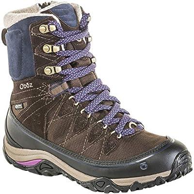 """Oboz Women's Juniper 8"""" Insulated B-Dry Waterproof Hiking Boot"""