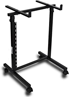 Universal DJ Stand Rack Mount - Heavy Duty Pro Electronic Eq