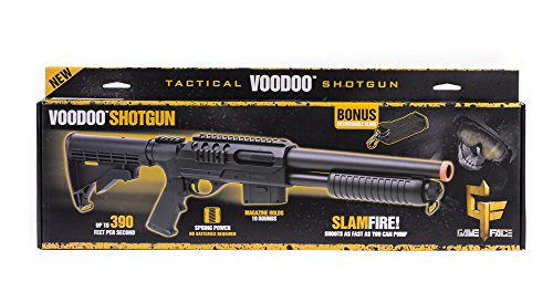 crosman voodoo shotgun spring power shotgun...