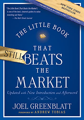 Real Estate Investing Books! - The Little Book That Still Beats the Market