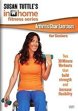 Susan Tuttle's In Home Fitness: Arthritis Chair Exercises for Seniors