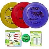 Driven Disc Golf Set - Innova Valk, ROC, and Aviar