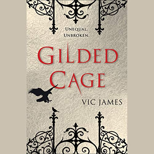Gilded Cage audiobook cover art