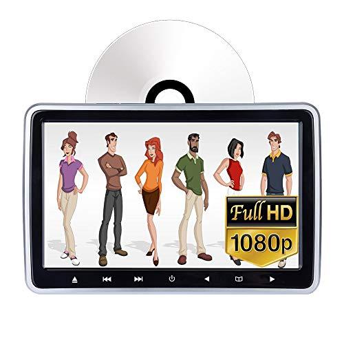 10,1 inch hoofdsteun dvd-speler.