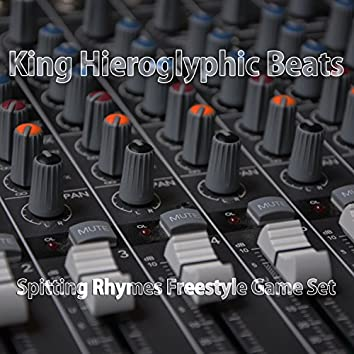 Spitting Rhymes Freestyle Game Set