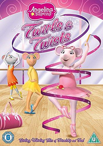 Angelina Ballerina Twirls Twists [Edizione: Regno Unito] [Edizione: Regno Unito]