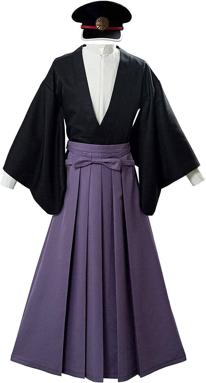 Adult Miami Mall Tsukasa Yugi Cosplay Recommendation Costume Toilet Hanako Unisex Bound Ku