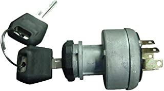Ignition Switch Compatible w/Case International Tractor 580D 580K 580L Backhoe Loader Quick Delivery