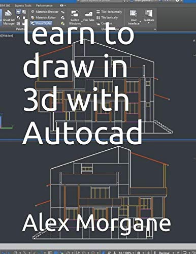 learn to draw in 3d with Autocad