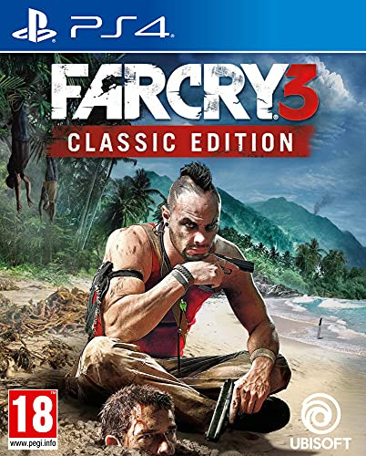 FAR CRY 3HD - PS4.