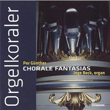 Orgelkoraler - Chorale Fantasias