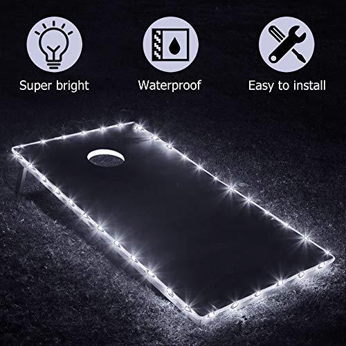 TongYu LEDCornhole Board Edge Lights
