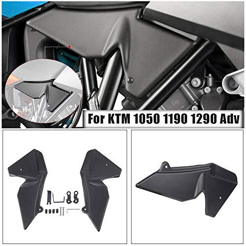 FATExpress Motocicleta Radiador Lateral Guardia Paneles