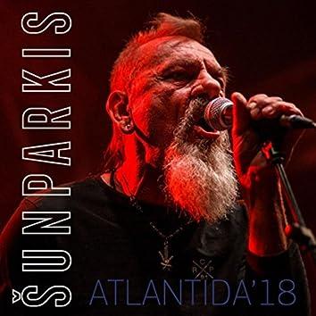Šunparkis (Atlantida'18 Fest.) [Live]