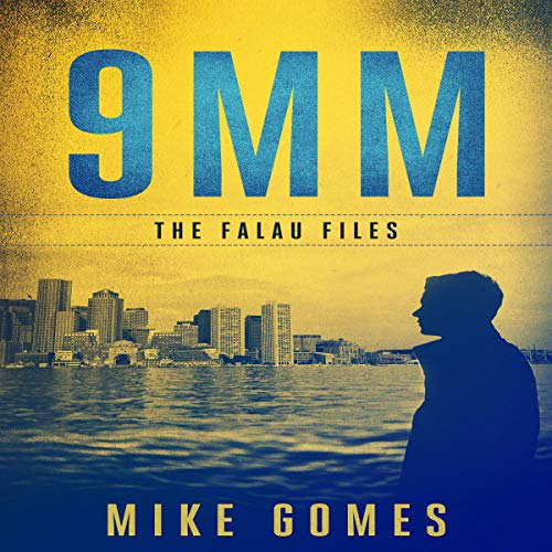 9 MM audiobook cover art