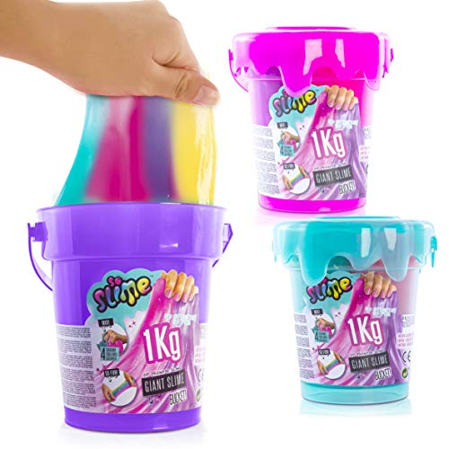 So Slime- Cubo Gigante 1 kg. (Canal Toys SSC 122U)