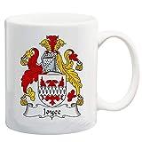 N\A Kane Escudo de Armas/Kane Family Crest Taza de cerámica de café/Cacao de 11 oz