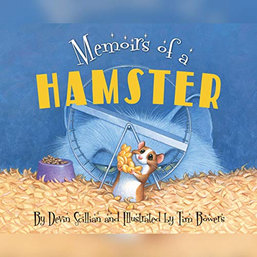 Memoirs of a Hamster  By  cover art