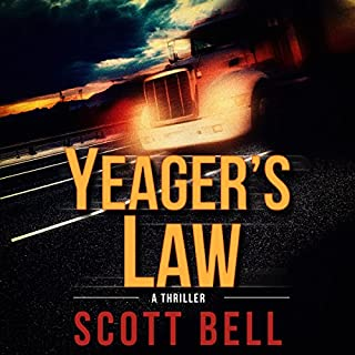 Yeager's Law audiobook cover art