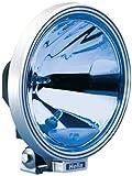 HELLA 1F8 006 800-321 Projecteur longue portée - Rallye 3000 - FF/Halogène - H1/W5W - 12V/24V - rond - Ref. 37,5 - bleu - Montage en saillie - Endroit d'assemblage: gauche/droite