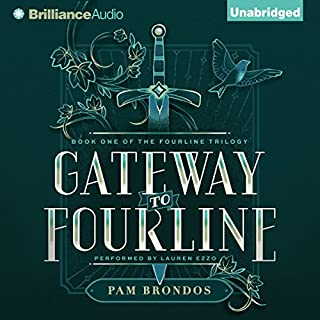 Gateway to Fourline audiobook cover art