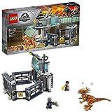 LEGO Jurassic World - L'évasion du Stygimoloch - 75927 - Jeu de Construction