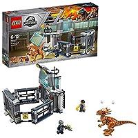 LEGO  Jurassic World  Ausbruch des Stygimoloch 75927 Unterhaltungsspielzeug für Jungen und Mädchen
