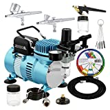Best Master Airbrush Fans - Master Airbrush Cool Runner II Dual Fan Air Review