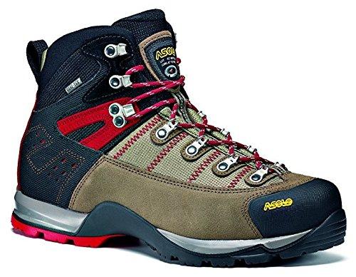 Asolo - Zapatillas de Senderismo para Hombre Wool/Black